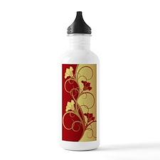 rgflowers3g Water Bottle