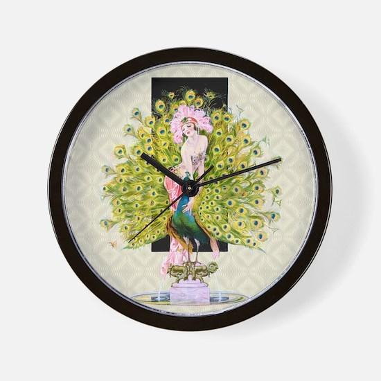 1 JAN 2 V RIVALS LEYENDECKER Wall Clock