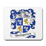 Weingarten Coat of Arms Mousepad
