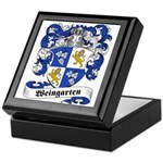 Weingarten Coat of Arms Keepsake Box