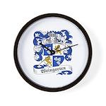 Weingarten Coat of Arms Wall Clock