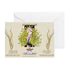 1 A H ADAllure FX LEY RIVALS CVR Greeting Card