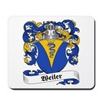 Weiler Coat of Arms Mousepad