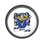 Weiler Coat of Arms Wall Clock