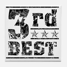 3rd best Tile Coaster