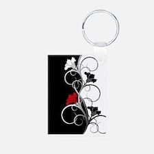 bwflowersslider Keychains