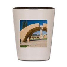 Canada; British Columbia; Okanagan Vall Shot Glass
