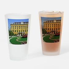 Austria, Vienna. Schonbrunn Palace Drinking Glass