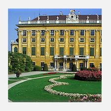 Austria, Vienna. Schonbrunn Palace Tile Coaster