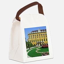 Austria, Vienna. Schonbrunn Palac Canvas Lunch Bag
