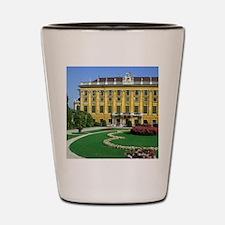 Austria, Vienna. Schonbrunn Palace Shot Glass