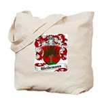 Weidemann Coat of Arms Tote Bag