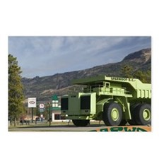 World's Biggest Truck. Ca Postcards (Package of 8)