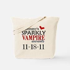 Vampire Awaits B Tote Bag