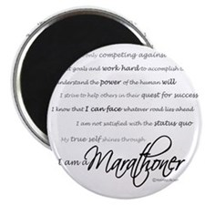 I Am a Marathoner - Script for light Magnet