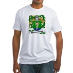 Wassermann Coat of Arms Fitted T-Shirt