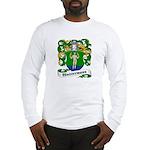 Wassermann Coat of Arms Long Sleeve T-Shirt