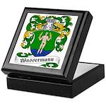 Wassermann Coat of Arms Keepsake Box