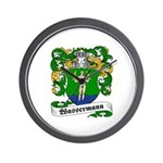 Wassermann Coat of Arms Wall Clock