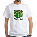 Wassermann Coat of Arms White T-Shirt