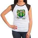 Wassermann Coat of Arms Women's Cap Sleeve T-Shirt