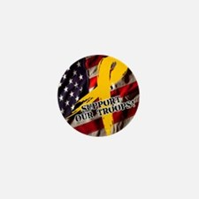 support troops button updates Mini Button