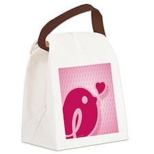 ipadsleeve_BCABirdie_BG_DrkPnk2 Canvas Lunch Bag