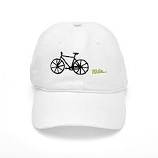 Ride... Baseball Cap