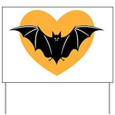 bat3 Yard Sign