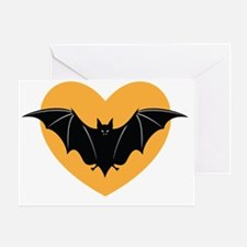 bat3 Greeting Card