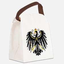 Unique Deutsch Canvas Lunch Bag