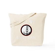Occupy San Fransisco - Black Tote Bag