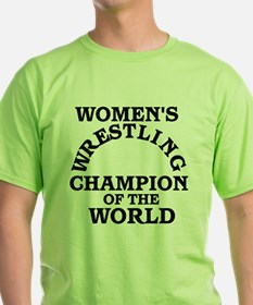 Kaufman Womens Wrestling Shirt T-Shirt