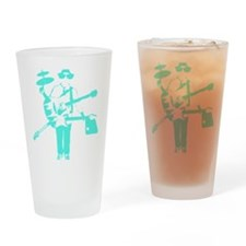 electricaqua Drinking Glass
