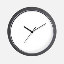 LasVegas_10x10_HooverDam_White Wall Clock