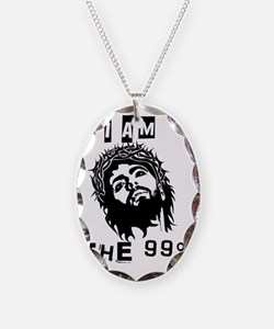 Jesus Is The 99% Necklace