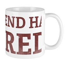 legendRetired5 Mug