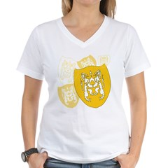 Lion Shield Graphic Shirt