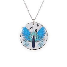 Nerd Angel 2 Necklace