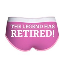 legendRetired2 Women's Boy Brief