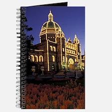 NA, Canada, British Columbia, Victoria Par Journal