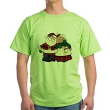 Mr. & Mrs. Claus T-Shirt