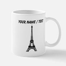 Custom Eiffel Tower Mugs