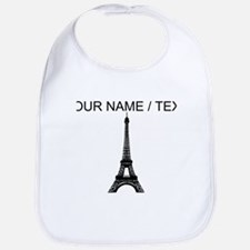Custom Eiffel Tower Bib