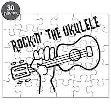 Rockin Uke, Surfer Puzzle