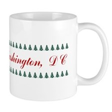 WashingDC_9.5x2_FeltChristmasStocking_T Mug