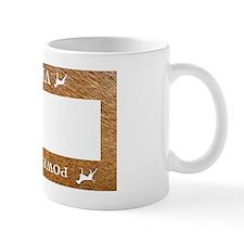 licplateholder-3correct Small Mug