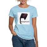 elephant5 Women's Light T-Shirt