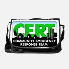 20111004 - CERT 3 Messenger Bag