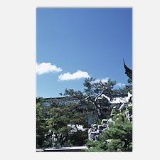 Sun-Yat Sen Classical gar Postcards (Package of 8)
